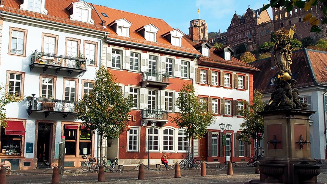 Hotel Garni Heidelberg Altstadt